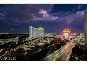 Property for sale at 2777 Paradise Road 1706, Las Vegas,  Nevada 89109