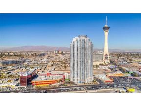 Property for sale at 200 Sahara Avenue Unit: 3808, Las Vegas,  Nevada 89102