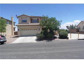 Property for sale at 1716 Remembrance Hill Street, Las Vegas,  Nevada 89144