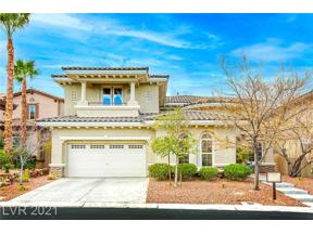 Property for sale at 1979 Orchard Mist Street, Las Vegas,  Nevada 89135
