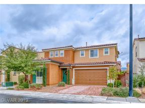 Property for sale at 2560 Sable Ridge Street, Henderson,  Nevada 89044