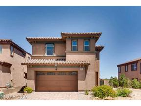 Property for sale at 34 Augusta Course Avenue, Las Vegas,  Nevada 89148