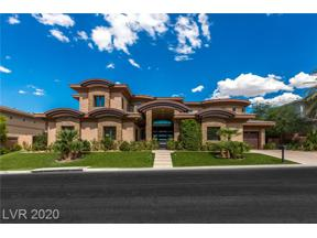 Property for sale at 1452 MACDONALD RANCH Drive, Henderson,  Nevada 89012