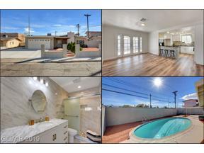 Property for sale at 1537 Sombrero Drive, Las Vegas,  Nevada 89169