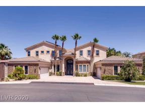 Property for sale at 3216 Costa Smeralda Circle, Las Vegas,  Nevada 89117