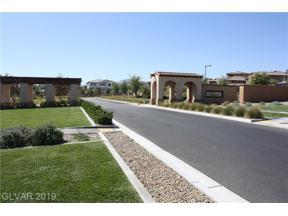 Property for sale at 492 Venticello Drive, Las Vegas,  Nevada 89138