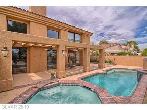 Property for sale at 7655 Spanish Bay Drive, Las Vegas,  Nevada 89113