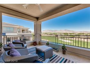 Property for sale at 9212 Tesoras Drive Unit: 401, Las Vegas,  Nevada 89144