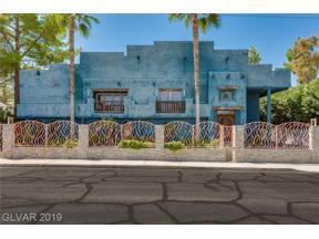 Property for sale at 1604 Becke Circle, Las Vegas,  Nevada 89104