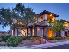 Property for sale at 11280 Granite Ridge Drive Unit: 1055, Las Vegas,  Nevada 89135