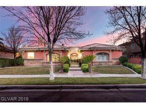 Property for sale at 2257 Coralridge Avenue, Henderson,  Nevada 89052