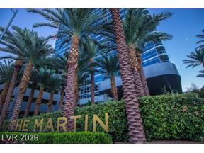Property for sale at 4471 Dean Martin Drive 606, Las Vegas,  Nevada 89103