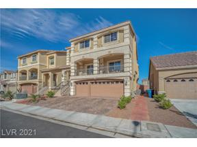Property for sale at 8142 Crimson Creek Court, Las Vegas,  Nevada 89139