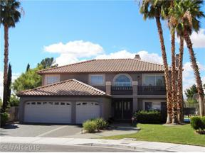 Property for sale at 3695 Calico Brook Court, Las Vegas,  Nevada 89147