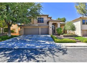 Property for sale at 1263 Moon Vision Street, Henderson,  Nevada 89052