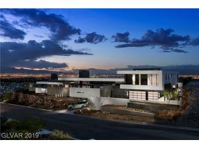 Property for sale at 13 Cloud Chaser Boulevard, Henderson,  Nevada 89102