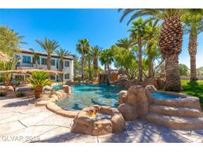 Property for sale at 6645 El Campo Grande Avenue, Las Vegas,  Nevada 89130
