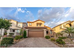 Property for sale at 616 Wandering Violets Way, Las Vegas,  Nevada 89138
