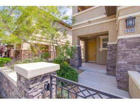 Property for sale at 10393 Mystic Pine Road, Las Vegas,  Nevada 89135