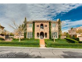 Property for sale at 1516 SAINTSBURY Drive, Las Vegas,  Nevada 89144