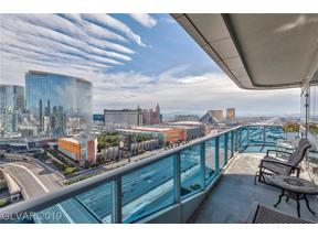 Property for sale at 4471 Dean Martin Drive Unit: 2309, Las Vegas,  Nevada 89103