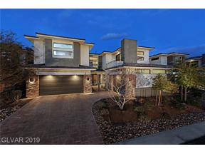 Property for sale at 20 Garden Shadow Lane, Las Vegas,  Nevada 89135