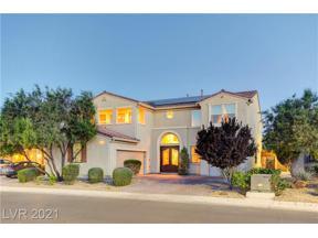 Property for sale at 4205 Falcons Flight Avenue, North Las Vegas,  Nevada 89084