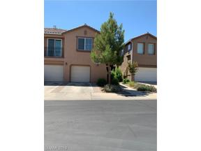 Property for sale at 1331 Grass Creek Avenue Unit: 3, Henderson,  Nevada 89012