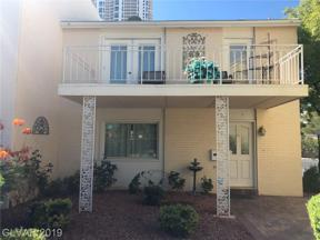 Property for sale at 576 Tam O Shanter, Las Vegas,  Nevada 89109