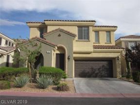 Property for sale at 11925 Luna Del Mar Lane, Las Vegas,  Nevada 89138