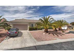 Property for sale at 1605 Meridian Marks Drive, Henderson,  Nevada 89052