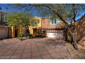 Property for sale at 15 Cerchio Basso, Henderson,  Nevada 89011