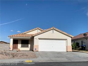 Property for sale at 3616 Rose Canyon Drive, North Las Vegas,  Nevada 89032