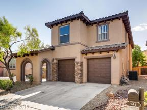 Property for sale at 141 Honors Course Drive, Las Vegas,  Nevada 89148