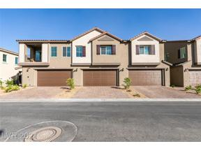 Property for sale at 3795 Canis Minor Lane 5101, Henderson,  Nevada 89052
