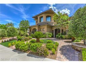 Property for sale at 2 Yorkridge Court, Henderson,  Nevada 89052