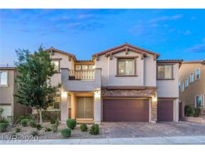 Property for sale at 1148 Sparta Crest Street, Henderson,  Nevada 89052