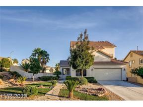Property for sale at 1171 Spago Lane, Henderson,  Nevada 89052
