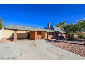 Property for sale at 3222 Sombrero Circle, Las Vegas,  Nevada 89169