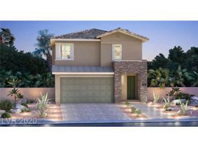 Property for sale at 12396 OCEAN TILLER Avenue, Las Vegas,  Nevada 89138