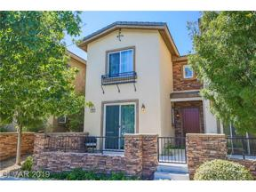 Property for sale at 1953 Via Firenze, Henderson,  Nevada 89044