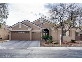 Property for sale at 2161 Big Bar Drive, Henderson,  Nevada 89052