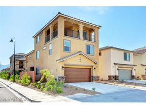 Property for sale at 2707 Hammetts Landing Walk, Henderson,  Nevada 89044