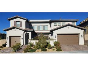 Property for sale at 391 Messina Strait Street, Las Vegas,  Nevada 89138