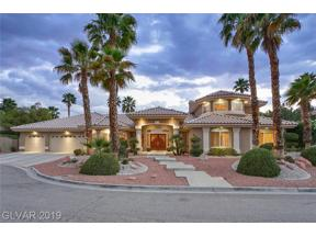 Property for sale at 2865 Mountain Mist Court, Las Vegas,  Nevada 89117