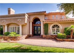 Property for sale at 17 Quail Run Road, Henderson,  Nevada 89014