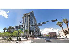 Property for sale at 353 Bonneville Avenue Unit: 1104, Las Vegas,  Nevada 89101