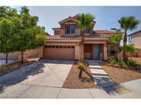 Property for sale at 11765 Via Vera Cruz Court, Las Vegas,  Nevada 89138