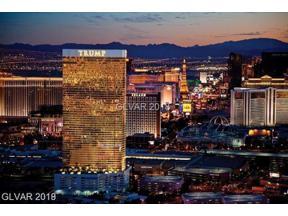 Property for sale at 2000 Fashion Show Drive Unit: 3719, Las Vegas,  Nevada 89109