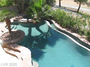 Property for sale at 105 CHATEAU WHISTLER Court none, Las Vegas,  Nevada 89148